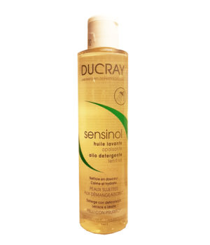 Ducray Sensinol Olio Corpo Detergente Lenitivo