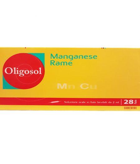 oligosol manganese rame