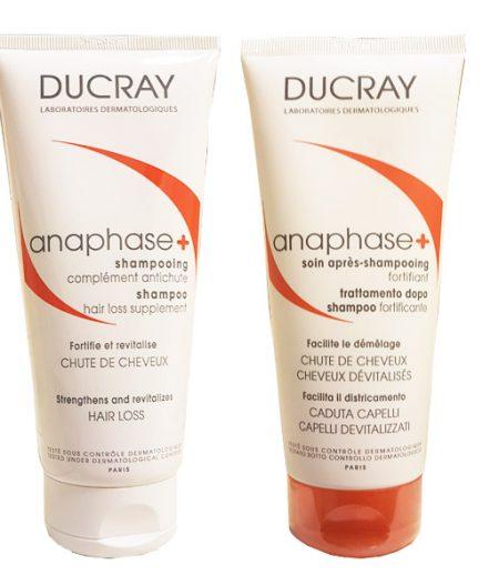 ducray shampoo e trattamento