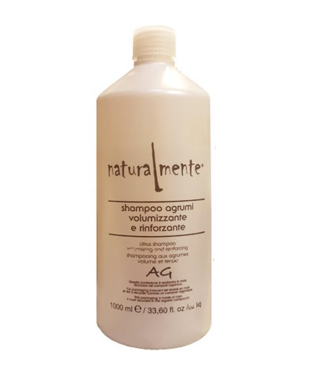 Naturalmente Shampoo Agrumi Volumizzante Rinforzante