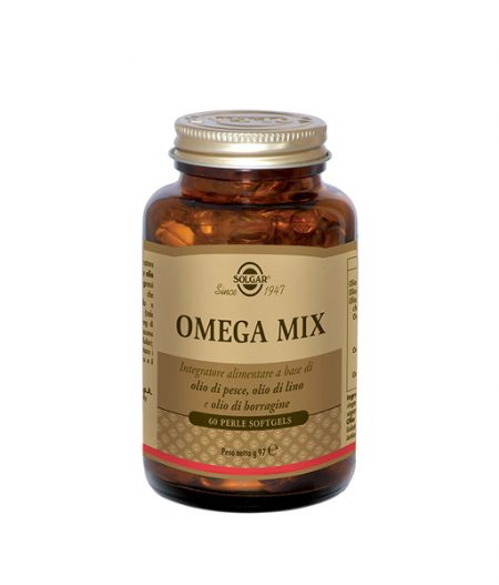 solgar omega mix