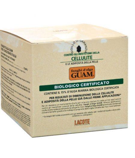 fanghi d'alga guam biologico certificato