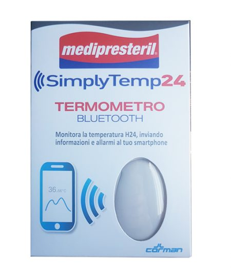 simply temp 24 termometro bluetooth