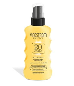 Angstrom Latte Solare Spray Ultra Idratante spf 20