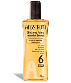 Angstrom Olio Solare Spray spf 6