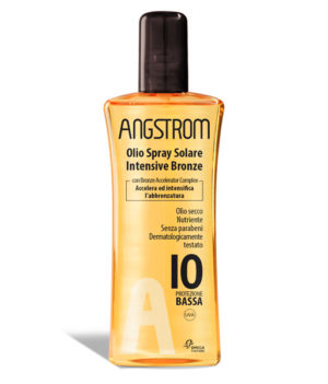 Angstrom Olio Spray Solare spf 10