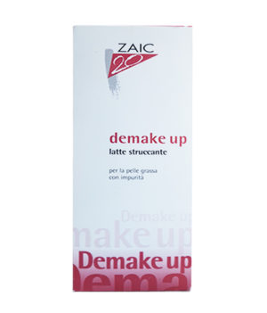 zaic 20 demake up latte struccante