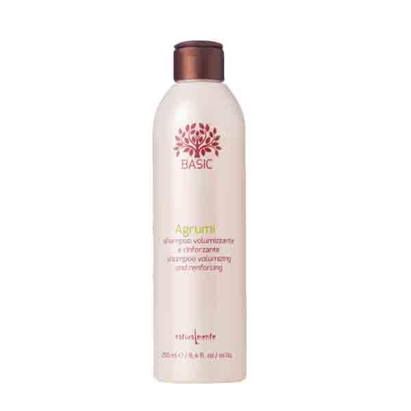 naturalmente shampoo agrumi 250 ml