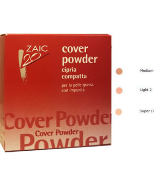 zaic cover powder cipria compatta