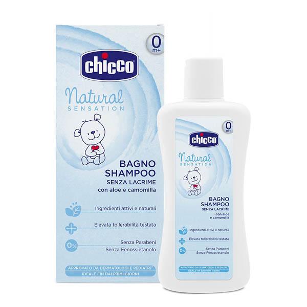 chicco bagno shampoo