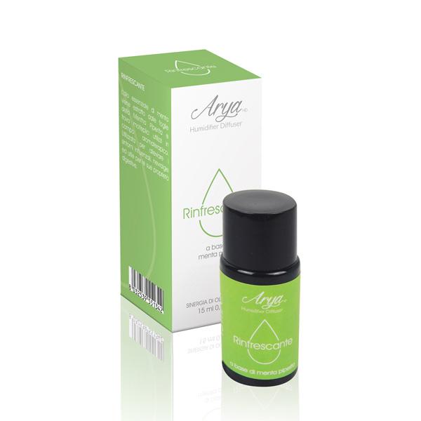 Arya hd olio essenziale rinfrescante