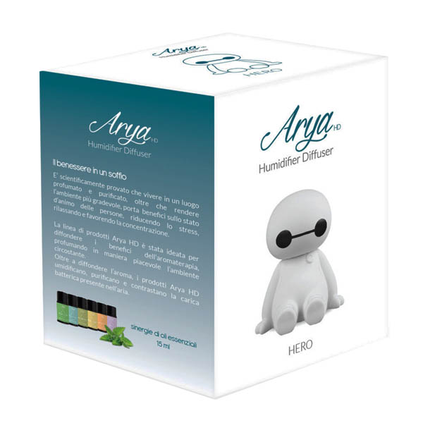 Hero Arya HD Diffusore di Essenze