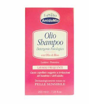 amidomio olio shampoo