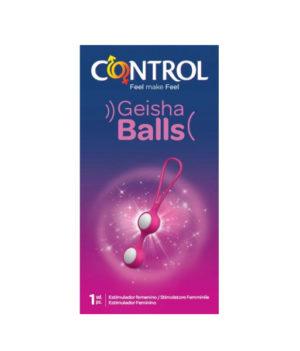 Control Geisha Balls