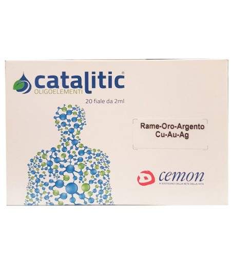 catalitic oligoelementi
