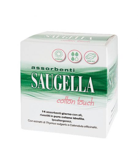 saugella assorbenti cotton touch