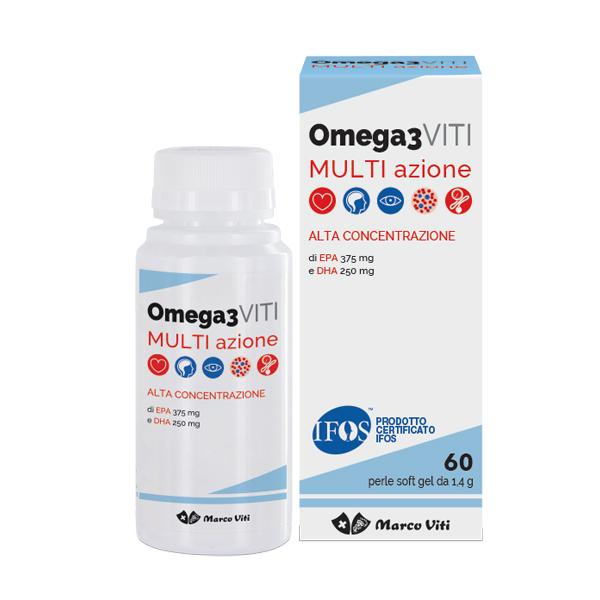 Omega3 Viti Multi Azione