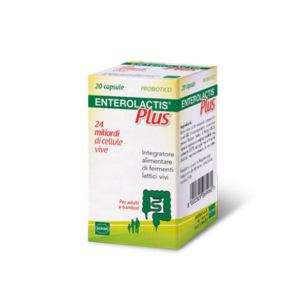 enterolactis plus capsule