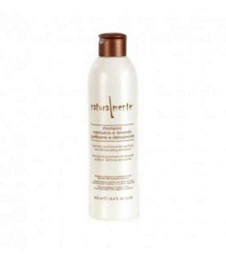 Naturalmente shampoo purificante