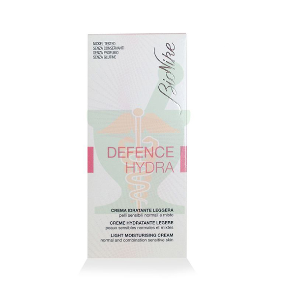 defence hydra crema idratante leggera