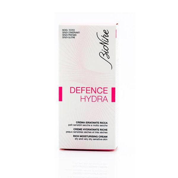 Defence hydra crema idratante ricca