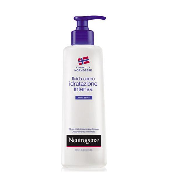 neutrogena crema fluida corpo profumata