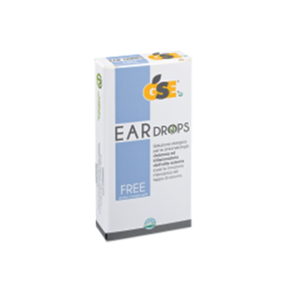 GSE Ear Drops Free