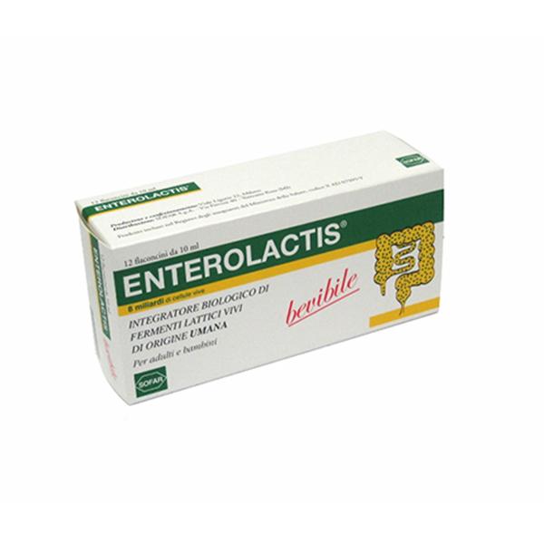 enterolactis fermenti