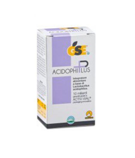 gse acidophilus cistiti e candida