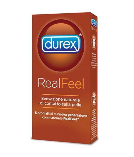 Preservativi Durex RealFeel